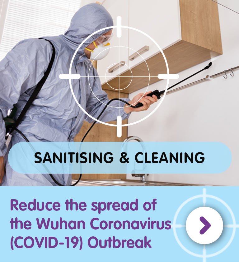 Cleaning Services to reduce the spread of the Wuhan Coronavirus (COVID-19) Outbreak in Twickenham