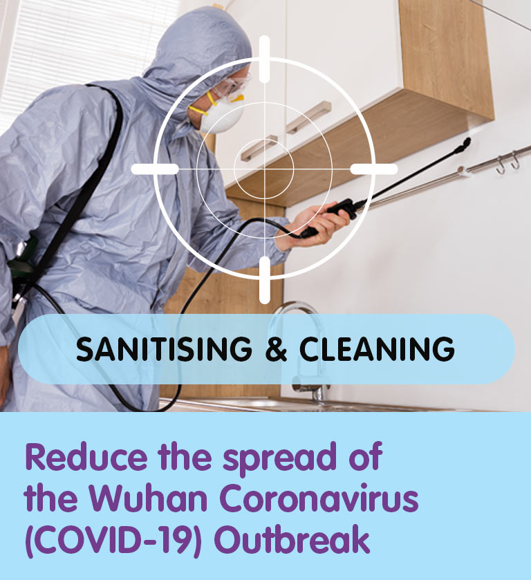 Cleaning Services to reduce the spread of the Wuhan Coronavirus (COVID-19) Outbreak in Kingston upon Thames