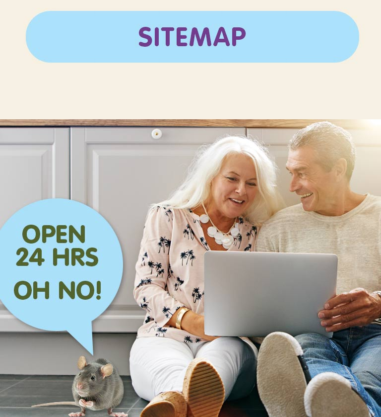 Ontime Pest Control HTML Sitemap
